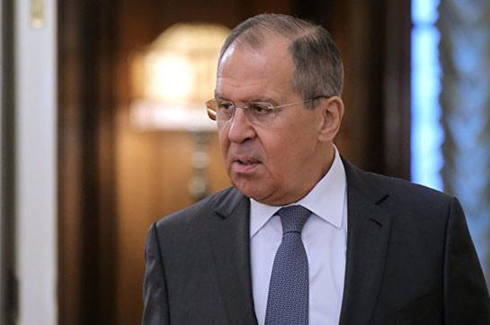 Лавров обсудил потелефону с главой МИД Франции ситуацию в Сирии