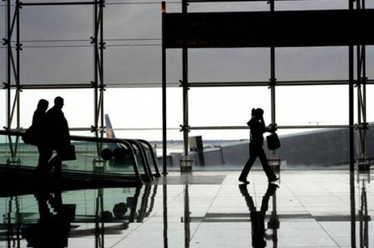 Снова снегопад: аэропорт Франкфурта-на-Майне отменил около 170 рейсов