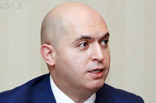 Ашотян: Новое соглашение с ЕС - фактором стабильности и мира в регионе