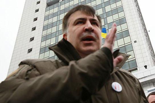 Саакашвили пообещал прийти надопрос вСБУ