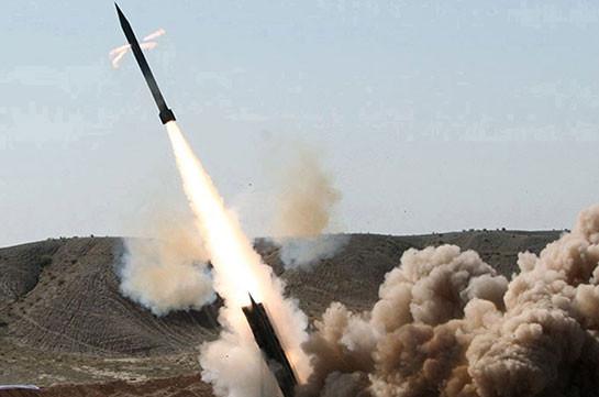Аравийская коалиция сказала о перехвате ракеты, выпущенной хуситами поЭр-Рияду