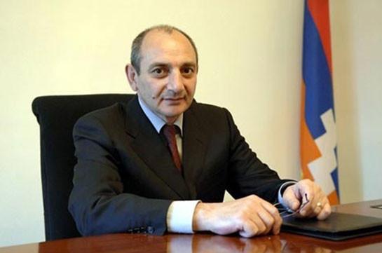 Гражданин Арцаха должен быть уверен, что живет в обеспеченной и безопасной стране. Бако Саакян