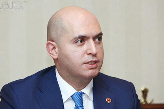 В ближайшем будущем ожидается визит президента Армении в Грузию