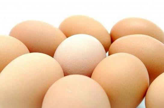 Несмотря на утверждения производителей, в Армении цена на яйца повысилась до 75 драмов