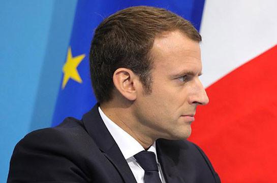 Макрон занял 34 место в топ-50 популярных людей Франции