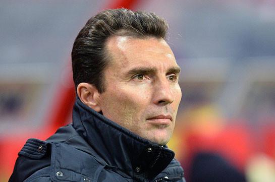 «Луч-Энергия» официально объявил оназначении Александра Григоряна основным тренером команды