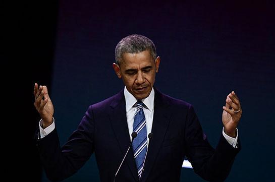 Барак Обама обсудил спринцем Гарри любимые трусы иТрампа