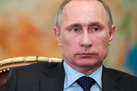 Президент Владимир Путин назвал взрыв в«Перекрестке» терактом