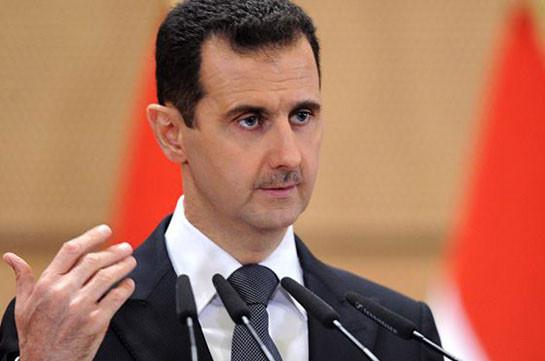 Асад отказался размещать иранские базы в Сирии
