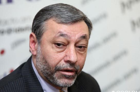 ЕСПЧ удовлетворил иск экс-главы МИД против Армении