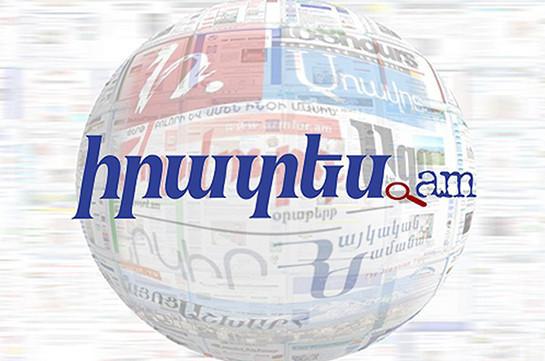 «Иратес»: Во время новогодних праздников чиновникам запретили посещать позиции в камуфляжной форме