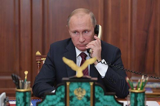 Путин и Эрдоган обсудили координацию борьбы с террором в Сирии