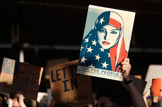 Трамп заявил, что США не нужны мигранты из «грязных дыр»