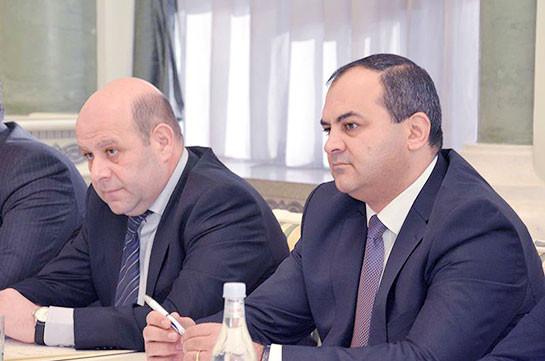 Արթուր Դավթյանն ընդունել է 95 հասարակական կազմակերպություն միավորող Հայաստանի ՔՀԿ-ների հակակոռուպցիոն կոալիցիայի ներկայացուցիչներին
