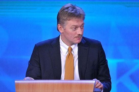 Պեսկով. Ռուսաստանի դեմ ԱՄՆ-ի պատժամիջոցներն առանց պատասխանի չեն մնա