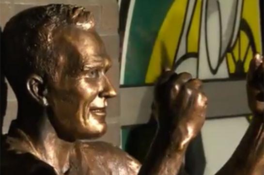 Հոլանդական Սիտտարդ քաղաքում տեղադրել են  Ռիքսենի արձանը