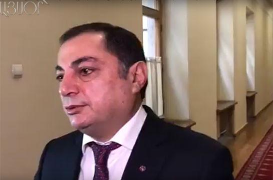 Выборы президента Армении состоятся 2 марта – Ваграм Багдасарян