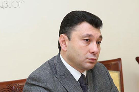 В Конституции РА нет требования об избрании нового спикера парламента – Эдуард Шармазанов