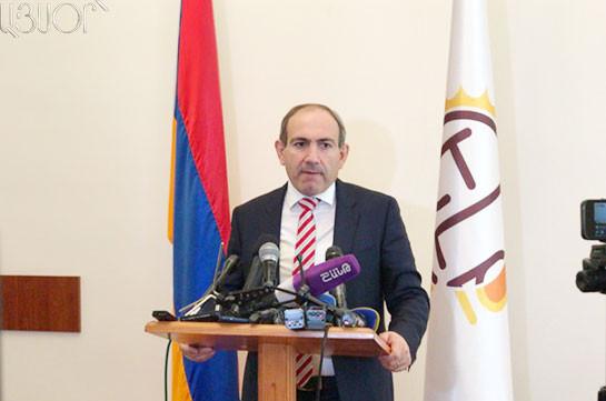 Игнорирование протеста десятков тысяч людей приведет к изменению политической ситуации – Никол Пашинян