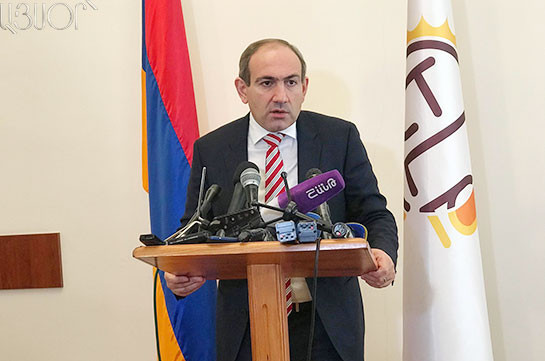 Никол Пашинян: Предложение Вигена Саркисяна – неуместное