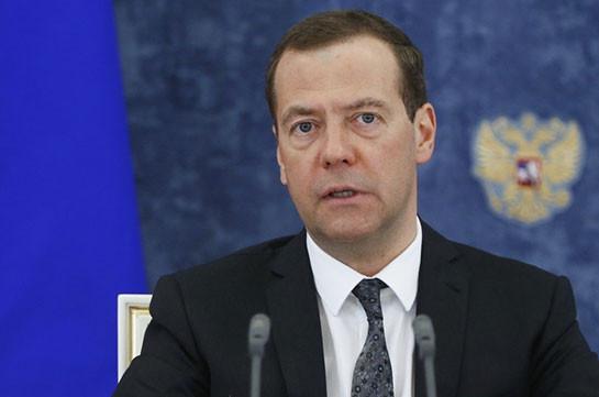Медведев заявил о многократном росте риска кибертерроризма