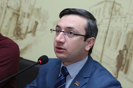 Геворк Георгисян: Шествие не является призывом поддержать «Елк», а нацелено на внесение изменений в закон