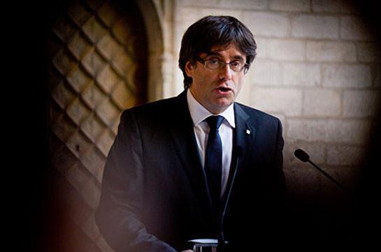 Мадрид желает добиться европейского ордера наарест Пучдемона