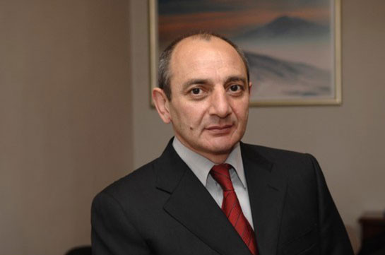 Բակո Սահակյանը շնորհավորել է դատական համակարգի աշխատողներին
