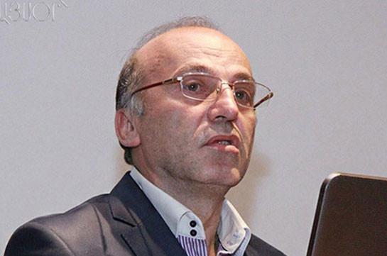 Татул Манасерян: Надеюсь, что у Карена Карапетяна есть четко сформулированная повестка для участия в форуме в Давосе
