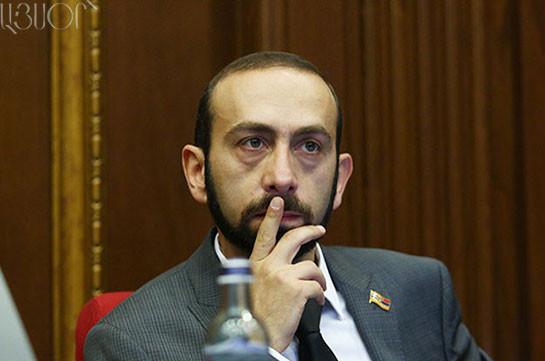 Оппозиционная фракция «Елк» встретится с кандидатом в президенты Армении Арменом Саркисяном