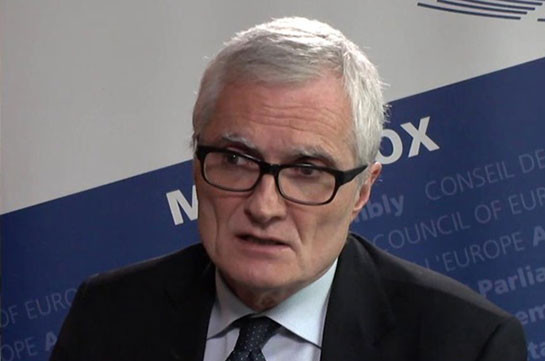 Новым председателем ПАСЕ утвержден Микеле Николетти