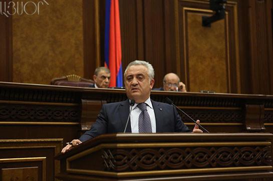 Артур Джавадян: В соседних странах рост цен выше, чем в Армении