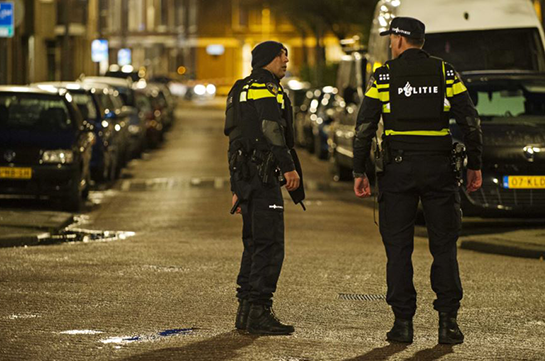 ВАмстердаме заверили, что стрельба вцентре города небыла терактом