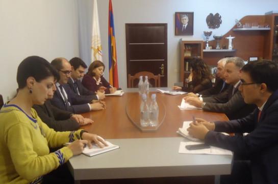 Հայաստանը մեծ կարևորություն է տալիս եվրոպական կառույցների հետ ընդլայնված և սերտ համագործակցությանը. նախարար