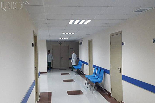 Գավառում բազմաթիվ հրազենային վնասվածքներով հիվանդանոց է տեղափոխվել 31-ամյա քաղաքացի