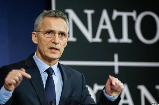 ՆԱՏՕ-ի գլխավոր քարտուղարը Ռուսաստանին մեղադրել է միջուկային սպառազինությունների մրցավազք հրահրելու համար