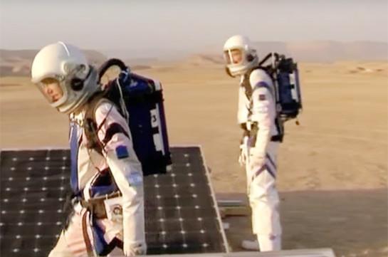 В Израиле прошёл эксперимент по имитации жизни на Марсе