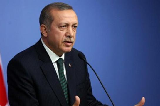 Эрдоган рассказал об отступлении сирийского ополчения из Африна
