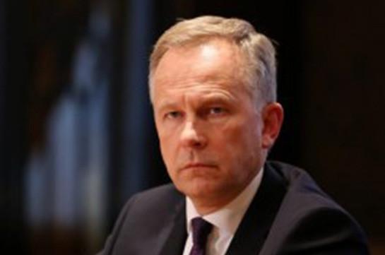 Լատվիայի ԿԲ-ի ղեկավարը հեռացվել է պաշտոնից