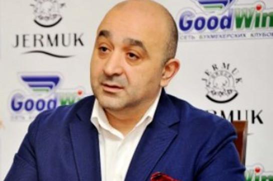 Лекарства могут подорожать, увеличится также объем нелегального импорта из Грузии – Самвел Закарян