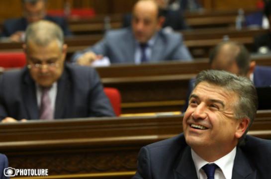 Կարեն Կարապետյանը հայտարարել է աշխատավարձերի աճի մասին