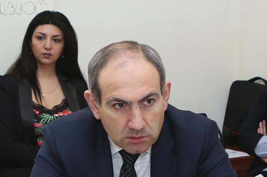 Никол Пашинян представил проект заявления Национального Собрания «О событиях 1, 2 Марта 2008 года»