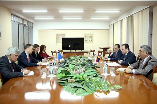 Виген Саркисян: Воинственные заявления Баку - провокации, которые могут иметь необратимые последствия