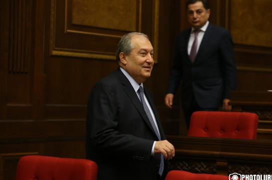 Армен Саркисян ожидает от граждан Армении участия в будущих важных победах