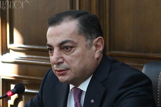Եթե քաղաքական թիմը որոշում կայացնի, Սերժ Սարգսյանը պետք է ենթարկվի ու դառնա վարչապետ. Վահրամ Բաղդասարյան