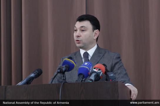 Шармазанов: Новейшая история армяно-российских отношений – это путь двух союзников