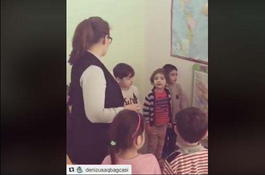 Азербайджан. Пожиратели своих детей