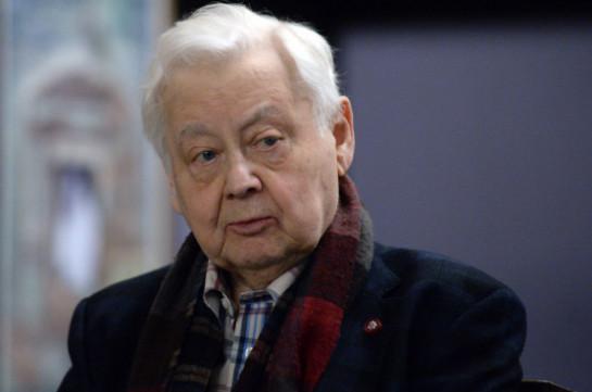 Մոսկվայում մահացել է դերասան Օլեգ Տաբակովը