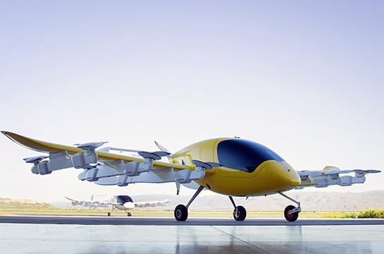 Նոր Զելանդիայում փորձարկում են աշխարհում առաջին անօդաչու թռչող տաքսին