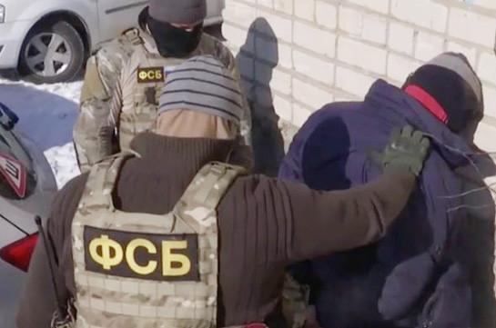 Ռուսաստանում ձերբակալել են ԻՊ-ի 60 համախոհի (Տեսանյութ)